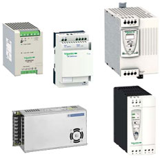 Блоки питания Schneider Electric Phaseo